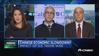 Parsing China's economic slowdown