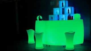Аренда барной стойки с подсветкой г.Киев BarEvent.com.ua(, 2014-04-25T14:40:03.000Z)
