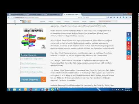 11 Online Education Bachelor Degrees . 11