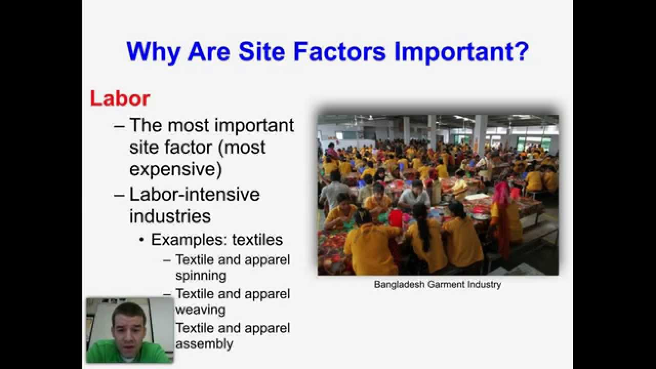 Hugeo site and situation factors of industry youtube Video websites