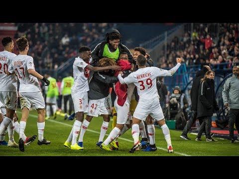 """Les réax Caen - Monaco (0-1) : """"Un grand soulagement !"""""""