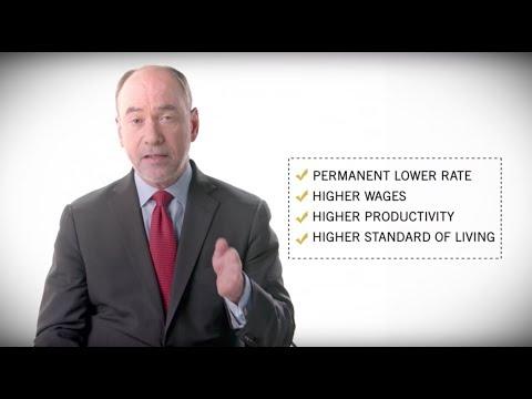 AAN presents AAF President Doug Holtz-Eakin on Corporate Tax Reform