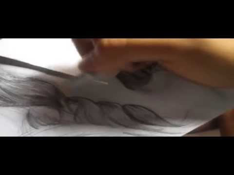 Anne Curtis Smith Speed Drawing by Mark Ian Lara