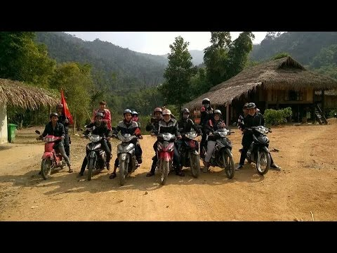 Hành trình thác Ma Hao