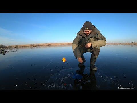 первый лед 2019-2020! первые щуки на жерлицы! окунь на мормышку! зимняя рыбалка