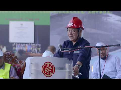 CNMC  Gold CIL Plant Opening Session, Kelantan Malaysia