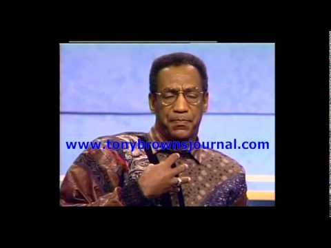 The Official Tony Brown's Journal -- Bill Cosby
