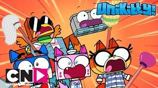 Kicia Rożek | Kicia Budowniczy | Cartoon Network