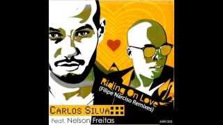 Carlos Silva feat. Nelson Freitas - Riding On Love (Filipe Narciso Reprise Mix) 128 kbps
