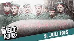 Anpassen oder sterben - Das Artillerie-Sperrfeuer I DER ERSTE WELTKRIEG - Woche 50