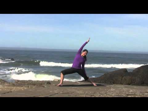 Yoga Flow 301  |  50 minutes   |   Well Rounded Practice
