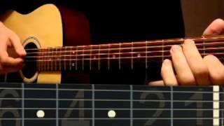 Видеоурок, гитара Noize MC   Мое море