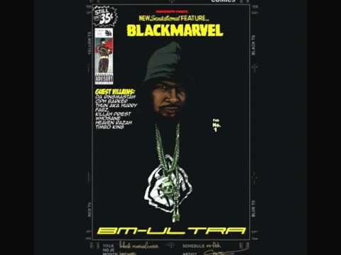 Black Marvel - Room 308 (The Forgotten Warriors) Feat. Killah Priest