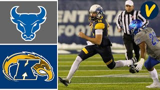 Buffalo vs Kent State Highlights   Week 12   College Football   2019