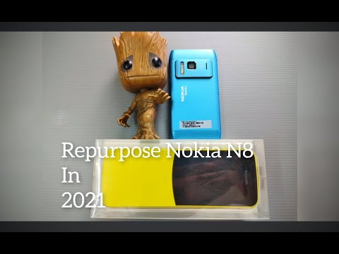 Guide To Use Nokia N8 In 2021! New App Store + Working GPS