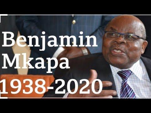 Download HISTORIA YA RAIS MSTAAFU BENJAMIN WILLIAM MKAPA NA KIFO CHAKE