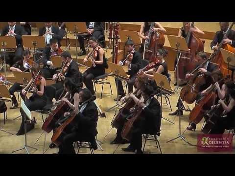 Novena Sinfonía Beethoven.- Orquesta Clásica Santa Cecilia