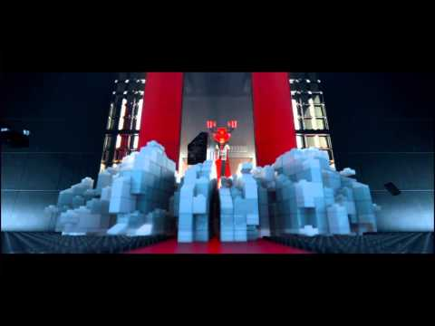 The Lego Movie, Clip: Lord Business (Will Ferrell) EPK 06 h264 hd