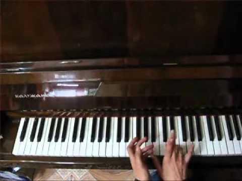 """5. Научиться играть на пианино"""" фрагмент 1курса В. Юдина"""