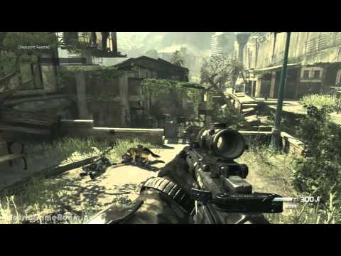 CGR Undertow - CALL OF DUTY: GHOSTS Review For Nintendo Wii U