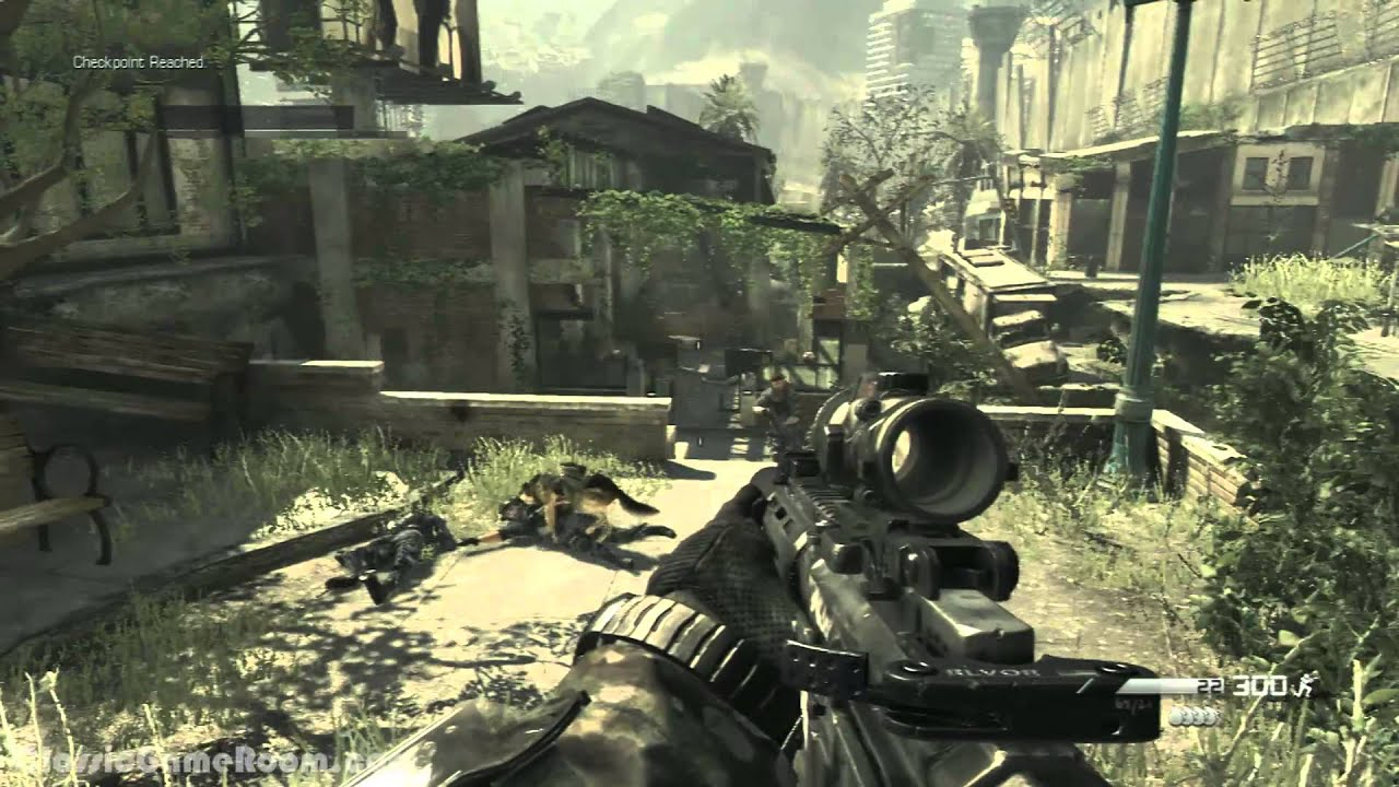 call of duty ghosts review