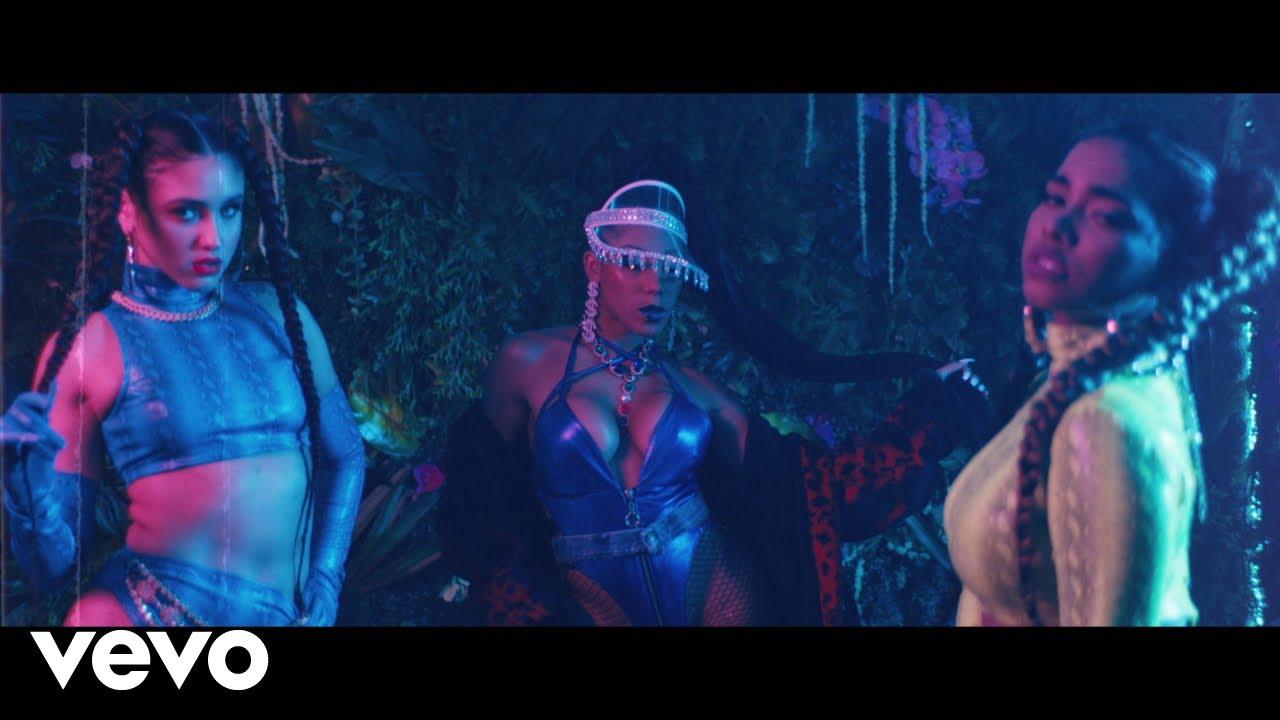 Jenn Morel, Mariah, Elisama - No Quiero Novio (Official Video)