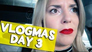 VLOGMAS DAY 3 // Grace Helbig