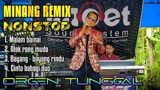 Malam Bainai Remix - Lagu Minang Nonstop Live Orgen tunggal terbaru 2019 || Fadli Vaddero