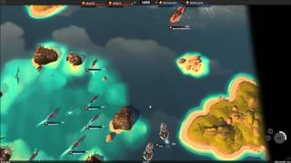 Leviathan: Warships MP Game 4