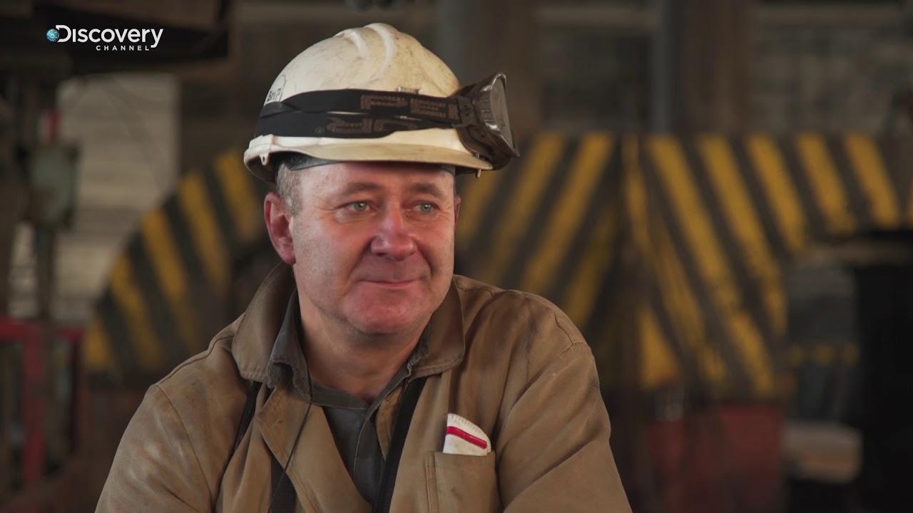 Górnicy PL | Śląsko godka: Wyciepać na hasiok | Discovery Channel