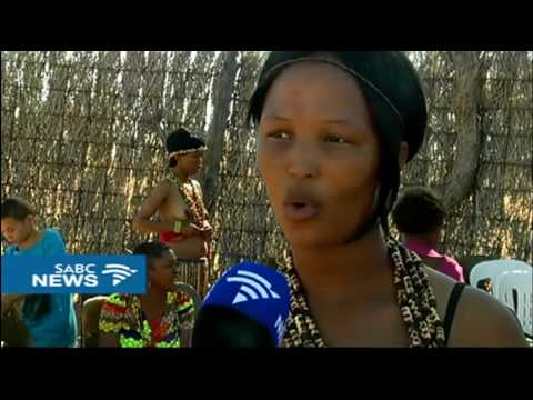 Thousands attend the 4th Kalahari Desert Festival