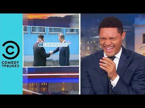 Kim Jong Un's Got A New Best Friend | The Daily Show With Trevor Noah