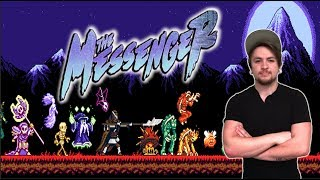 The Messenger - AWESOME Retro-inspired Switch Game - E3 2018 Hands-on Preview