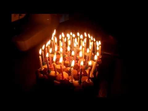 Birthday Cake Fire Hazard Youtube