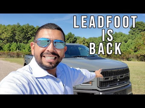 2020 Leadfoot Raptor is BACK! Plus incredible pricing!