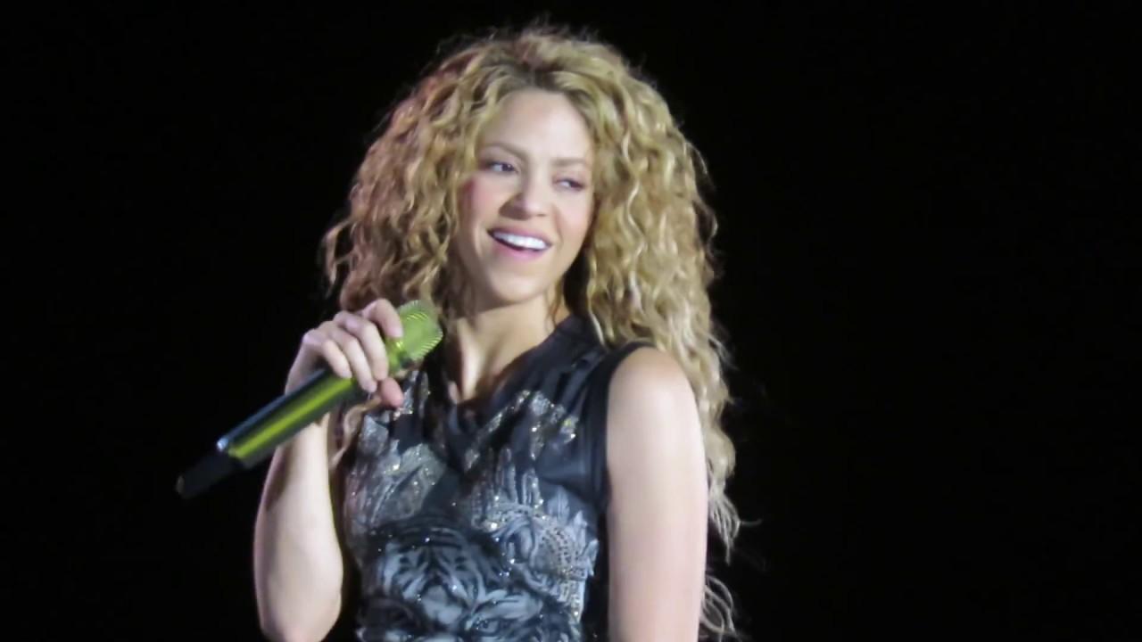 Shakira Chili