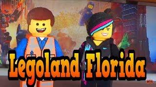 Exploring Legoland Florida 2018