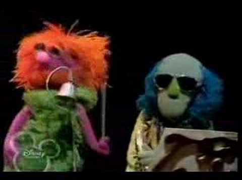 muppets: Sax and Violence