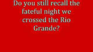 ABBA - Fernando lyrics