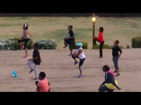 20160915_174245 Free Outdoor Exercise Class at the Union Buildings
