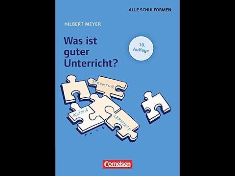 PDF\'] Meyer: Was ist guter Unterricht?: Mit didaktischer Landkarte ...
