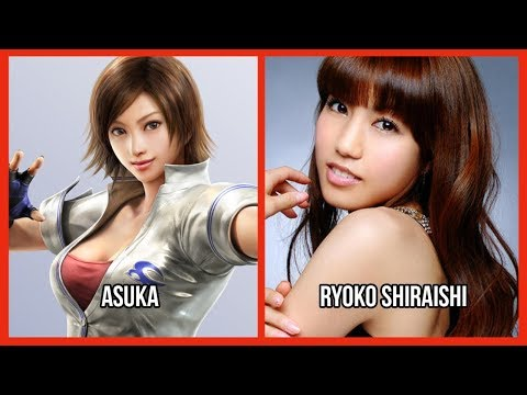 Characters and Voice Actors - Tekken 7