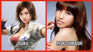 Characters and Voice Actors - Tekken 7