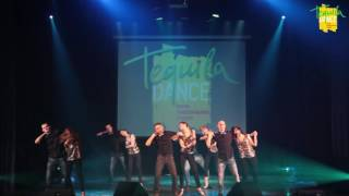 �������� ���� Tequila Dance Studio. Zouk Dance. ������