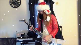 We Wish You a Merry Christmas Metal Cover