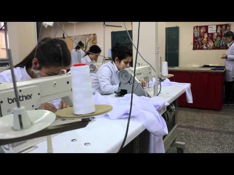 giyim üretim teknolojisi bölümü tanıtım filmi
