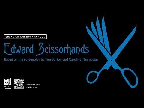 Edward Scissorhands at SAS