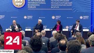 ПМЭФ: найти точки соприкосновения, несмотря на разногласия - Россия 24