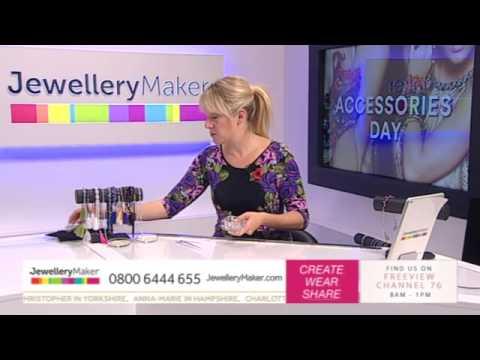 Jewellery Maker Live 9/11/2016 - 8am - 1pm
