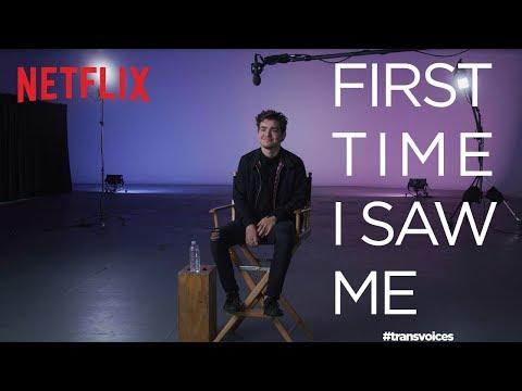 First Time I Saw Me: Trans Voices |  Elliot Fletcher | Netflix + GLAAD
